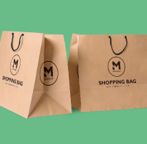 botique paper bags